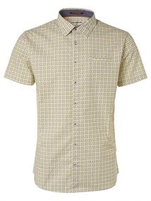 No Excess overhemd Slim Fit 95440302 in het Lime