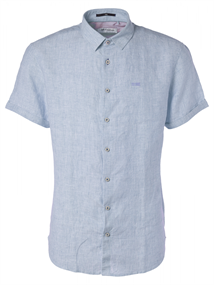 No Excess overhemd Slim Fit 95460307 in het Blauw