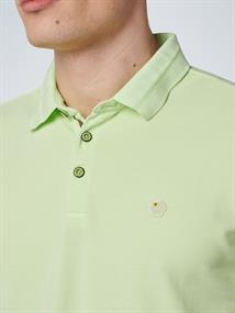 No Excess polo's 11370101SN in het Lime
