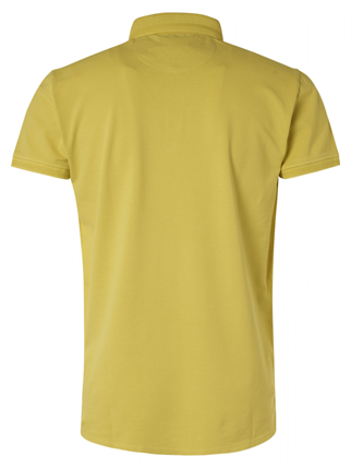 No Excess polo's Slim Fit 95370104N in het Lime