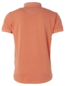 No Excess polo's Slim Fit 95370104N in het Oranje