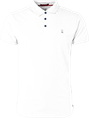 No Excess polo's Slim Fit 95380105N in het Wit