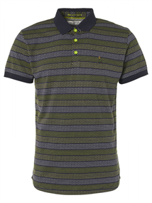 No Excess polo's Slim Fit 95380351 in het Lime