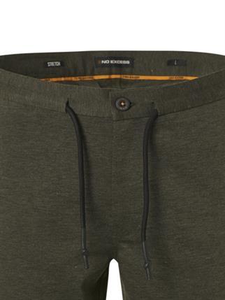 No Excess shorts 118190325 in het Donker Groen