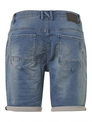 No Excess shorts 958190301 in het Licht Denim