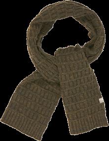 No Excess sjaals Slim Fit 92950903 in het Groen
