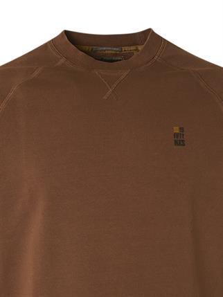 No Excess sweater 12180880 in het Camel