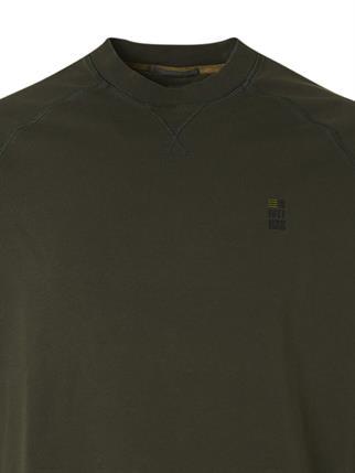 No Excess sweater 12180880 in het Donker Groen