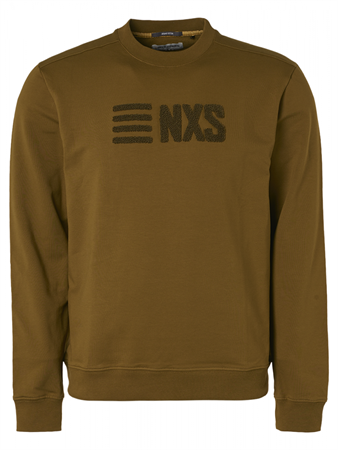 No Excess sweater 97130750 in het Groen