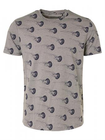 No Excess t-shirts 11320307 in het Grijs