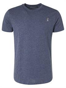 No Excess t-shirts 11340214SN in het Blauw
