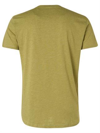 No Excess t-shirts 11340214SN in het Groen