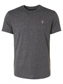 No Excess t-shirts 11340214SN in het Zwart