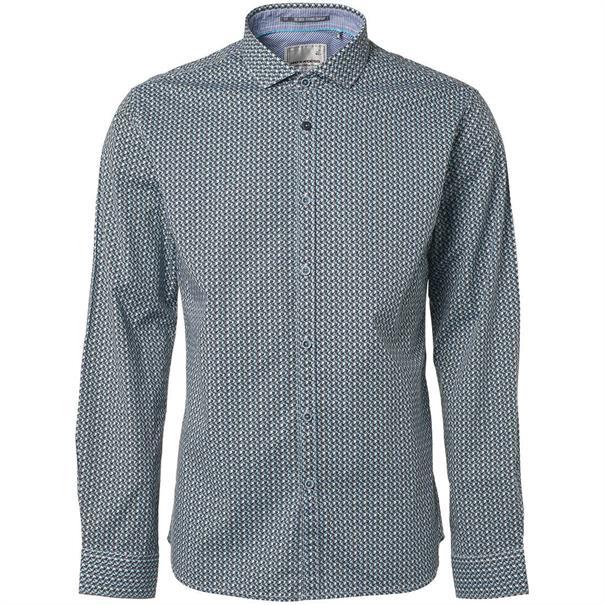 No Excess t-shirts 89481107 in het Blauw