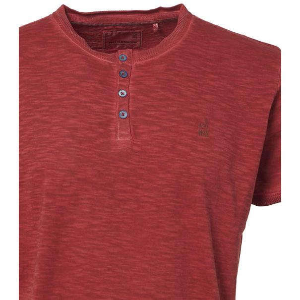 No Excess t-shirts 90350419 in het Donker Rood