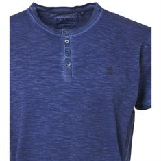 No Excess t-shirts 90350419 in het Indigo