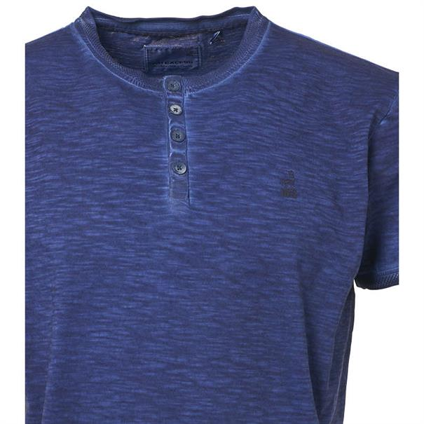 No Excess t-shirts 90350419 in het Indigo