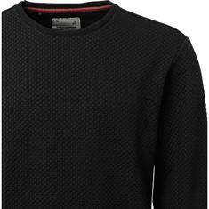 No Excess truien 87130804 in het Zwart