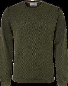 No Excess truien 94231102 in het Groen