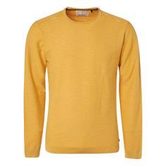 No Excess truien Slim Fit 94231109 in het Geel