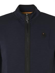No Excess vest 11100117 in het Donker Blauw