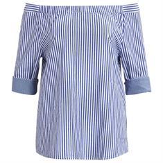 Object blouse 23025396 in het Wit/Blauw