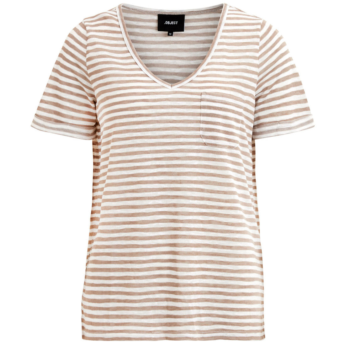 Object t-shirt 23026968 in het Oker