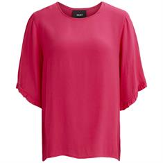 Object t-shirt 23027120 in het Fuxia