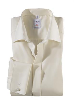 OLYMP business overhemd 029465 in het Beige