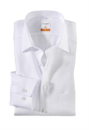 OLYMP business overhemd 039064 in het Wit