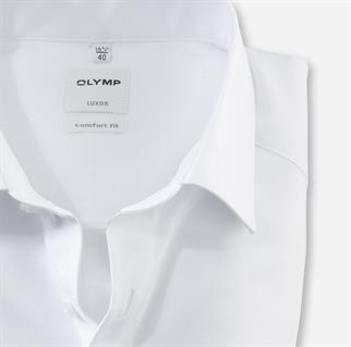 OLYMP business overhemd 072564 in het Wit