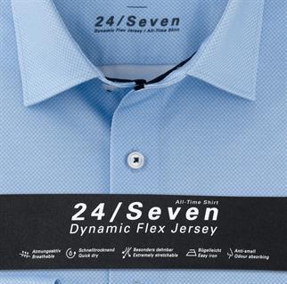 OLYMP business overhemd 125274 in het Blauw