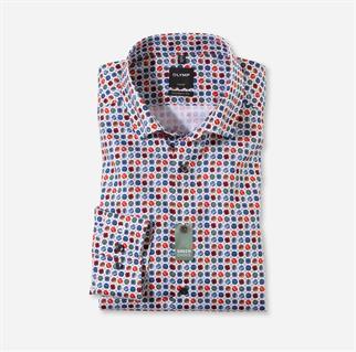 OLYMP business overhemd 132484 in het Wit