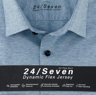 OLYMP business overhemd 250374 in het Blauw