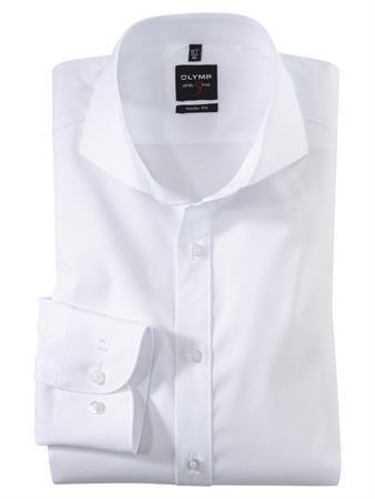 OLYMP business overhemd 609164 in het Wit