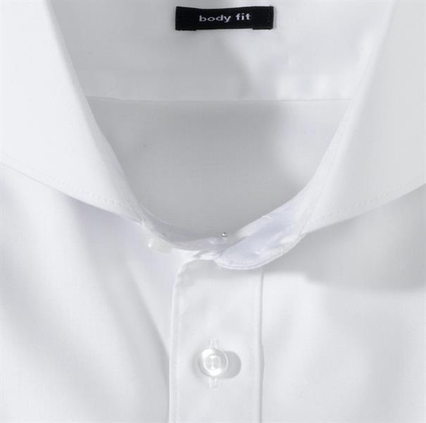 OLYMP business overhemd Body fit 200764 in het Wit