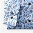 OLYMP business overhemd Body fit 213864 in het Beige