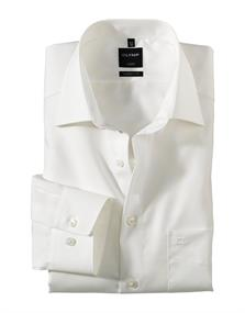 OLYMP business overhemd Modern Fit 030064 in het Ecru