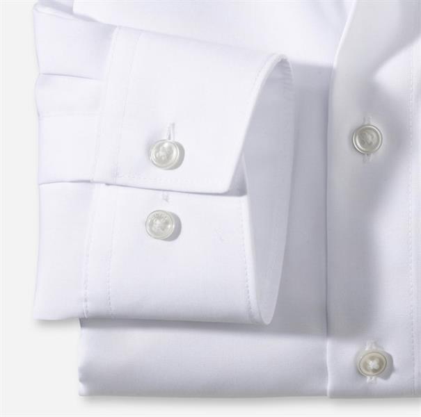 OLYMP business overhemd Modern Fit 030064 in het Wit