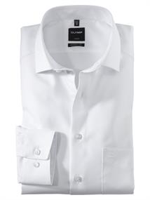 OLYMP business overhemd Modern Fit 074564 in het Wit