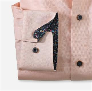 OLYMP business overhemd Modern Fit 120554 in het Oranje