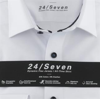 OLYMP business overhemd Modern Fit 125874 in het Wit