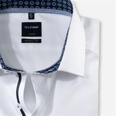 OLYMP business overhemd Modern Fit 127464 in het Wit