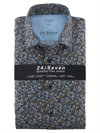 OLYMP overhemd 120172 in het Groen