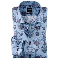 OLYMP overhemd 120434 in het Rood