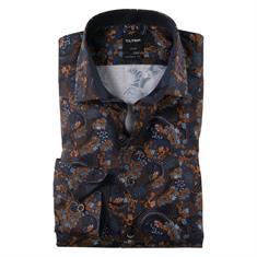 OLYMP overhemd 120844 in het Bruin