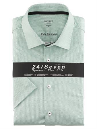 OLYMP overhemd 125272 in het Groen