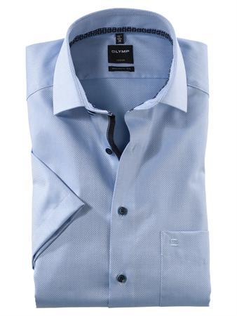 OLYMP overhemd 126272 in het Blauw