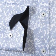 Olymp overhemd 251314 in het Marine