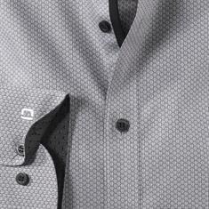 OLYMP overhemd Body fit 055764 in het Zwart